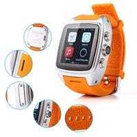 Wholesale Android Smart Watch X01 Screen Dual Core GB GPS G like pk ZGPAX S8 K8 waterproof smartwatch phone