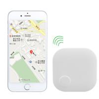 Wholesale 2pcs Bluetooth Tracker Smart Finder Locator Mini GPS Locator Anti Lost Alarm for Kids Child Bag Wallet Key Pet