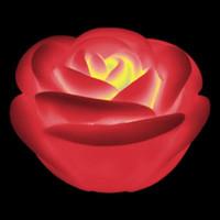 Jouets sexuels Prix-Lampe chaude / mystérieuse de rose pour réchauffer l'atmosphère d'amour Romantique Adult Sex Toys Flirting Couples Foreplay sexuel Couleur légère Changable Free Ship