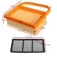 Wholesale Lawn Mower Air Filter Orange Kit For Stihl TS410 TS420 Concrete Cut Off Chop Saw