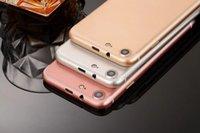 Wholesale goophone i7 Quad core inch goophone cellphone Android MTK6580 M G fake G G fake G lte dual fingerprint