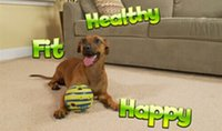 Wholesale Wobble Wag Giggle Ball Dog Play Ball with Funny Sound Keeps Dogs Happy All Day