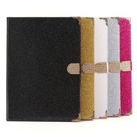 best case for playbook - Best Price Luxury Delicate Bling Glitter Flip Magnetic Wallet Cards Cover Stand For iPad PU Leather Case