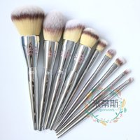 Wholesale Ulta it brushes set Makeup Brushes Ulta it cosmetics foundation powder fan make up kabuki brush tools