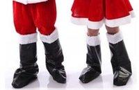 Wholesale Christmas Boots children Christmas Boots baby clothes kids clothing christmas kids clothes boys socks new baby Christmas Boots Cosplay