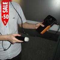 Wholesale Free ship Plam mini vet ultrasound scanner V1 waterproof escaner de ultrasonido animales handheld animal ultrasound machine factory sell