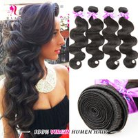indian remy weave - Queen Hair A Clearance Water Weave Indian Remy Body Wave Unprocessed Virgin Human Hair Extensions Double Weft Body Wave