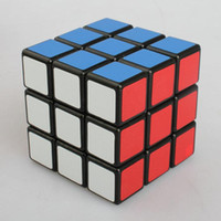 Wholesale Magic Cube Plastic cm Rubik Cube Adult Magic Cube Toys Puzzle Magic Game Children Educational Toys Hot Sale for Puzzle