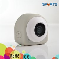 Wholesale Podo Mini wifi action camera degree wide angle Lens magnetic and stick full HD P camcorder with g Remote controller