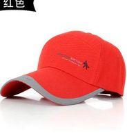 Wholesale Spring summer Baseball Cap Hat men outdoor sports cap hat golf cap Korean sunscreen