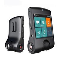 Wholesale New M11W Inch Touch Screen WIFI Function P Ambarella A7 Car DVR Camera G Sensor Vehicle traveling data recorder