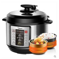 Wholesale Pressure cooker double bile authentic household intelligent high pressure rice cooker Smart to make an appointment