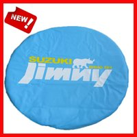 Wholesale 4WD Wheel Car Wheel Auto Stell Abs Plastic Carton Spare Wheel Tire Cover with sizes inch inch inch inch
