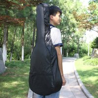 Wholesale Durable quot Guitar Bag Backpack D Oxford Cloth Water proof Gig Bag Case with Pocket Adjustable Shoulder Strap Design