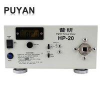 Wholesale PUYAN First Gen Dial HP digital LCD torque meter nm kgf cm dynamometer screw driver wrench Torsion measuring
