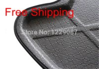 Wholesale For Lexus LX570 Rubber Foam Trunk Tray Liner Cargo Mat Floor Protector Floor Mats Cheap Floor Mats