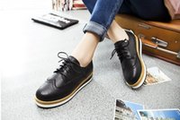 clothes and shoes - English school spring wear small shoes joker female shoes spring of the new spring clothing ladies leisure shoes