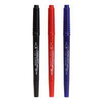 Wholesale 1pcs Oil marker small double slider marker pen hook line pen double slider pen oil pen g