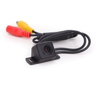auto parking kit - 170 Degree Waterproof HD CCD Car Rear Camera Auto Vehicle Parking Reverse Rearview Camera Kit for Car Backup Parking Camera