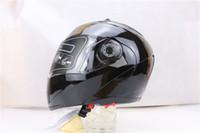 best motocross helmets - NEW best safe motorcycle helmet dual lens visors flip up motocross helmet warm windproof sand dust proof