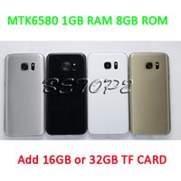 Wholesale 1 S7 MTK6580 Quad Core GHz RAM GB ROM GB GB SD Card Screen Resolution MP Camera Andriod5
