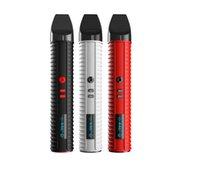 aura free - Wholesales Dry Herb Aura flowermate Portable Vaporizer Best Air Pen VS Elite Pen DHL