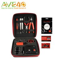 Wholesale Authentic Coil Master Kit V3 DIY Tool Kit New Coil Master Tool Kit For Rebuilding tank RDA RBA Atomizer Vape Mod