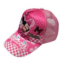 Wholesale 10PCS fashion patrol boys girls sun hat kids Anime Cartoon paw baseball baby girls boys mesh cap sport hats