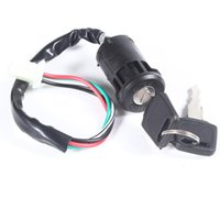 Wholesale Black Universal Motorcycle Ignition Switch Lock Key Motocycle Accessories Parts Ignition Wholesales