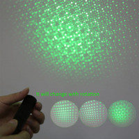 Wholesale With Battery mW laser pointer pen adjustable focus lit match Leisure keyed for meters green laser