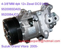 Wholesale compressor clutch fit Suzuki Grand Vitara ZEXEL DCS141C pk DA00 JC0
