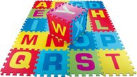 alphabet floor mat - Nonslip Waterproof Baby Game Pads EVA Colorful Anti Wrinkle Alphabet Floor Puzzles Mats for Children Play Exercise Customized Baby Toys A026