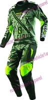 atv racing pants - Racing Vicious Jersey Pant Green Combo Men s Motocross MX ATV Dirt Bike motorcycle clothing set