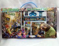Wholesale New Sale Zootopia School Supplies Zootopia Student s School Stationery Set Children s Birthday Gifts E877