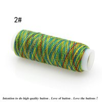 Wholesale sewing line special household sewing thread small color line Colorful sewing thread