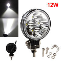 Wholesale 3 Inch W K Waterproof LED Working Work Light for Motorcycle Tractor Boat WD Offroad SUV ATV CLT_411