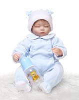 babies for adoption - Reborn Baby Boy Dolls For Adoption cm Soft Lifeliake Silicone Reborn Baby Dolls Boy Vinyl Reborn Baby Newborn Doll Brinquedo