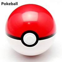Wholesale New Types Pokeball Mini Model Classic Anime Pikachu Super Master PokeBall cm with cm Action Figures Toys in Ball Kids Gifts