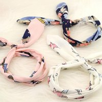 Wholesale 120PCS Good Quality Rabbit Ear Band Rubber Holders Elastic For The Hair Ropes Girl Women cm X