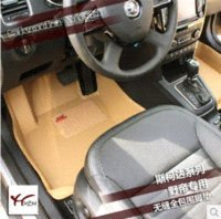 Wholesale High quality for Skoda Yeti car floor mats wear resisting waterproof car rugs Skoda Yeti carpets