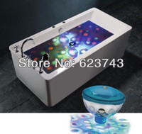 Wholesale Creative Underwater LED Lighting Show for Pond Pool Spa Hot Tub Disco Colorful changeable LED underwater lights