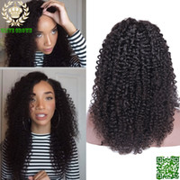 Cheap Brazilian hair Mongolian Human Hair Wig Best Kinky Curly Katy Perry's Hairstyle Kinky Curly Full Lace Wig