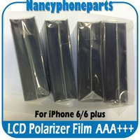 Wholesale AAA LCD Polarized Polarizing Polarizer Film For iPhone Plus LCD Digitizer Screen Repair Replacement