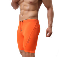 Wholesale Men summer style sport gym compressed short mens shorts homme bermuda masculina men beach board shorts running training shorts men clothing