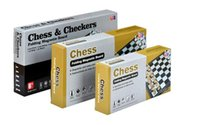 big checkers - fold belt magnetic chess board student special plastic International chess sets Checkers set Portable chess board and chess pieces