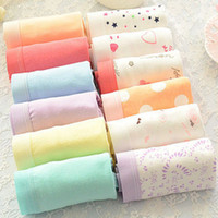 Wholesale Women Candy Color Casual Briefs Cotton Underwear Panties Butt Lifter Sports Briefs Calcinha Female