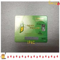 Wholesale HeicardsimC IP6C easy to unlock card iphone5 s c support WCDMA CDMA GSM support SPRINT G