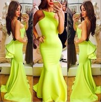 Wholesale TopSelling European And American Fashion Sexy Round Neck Dress Backless Dovetail Skirt Night Out Club Color Stunning Dress S L