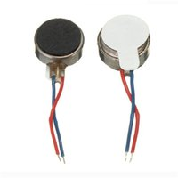Wholesale Coin Flat Vibrating Micro Motor DC V mm For Pager and Cell Phone Mobile Top Quality
