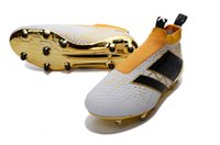 artificial grass lawns - New Soccer Shoes ACE Purecontrol Stellar Pack NSG Men Women Cletas Youth Football boots All ranges Artificial and Natural Grass